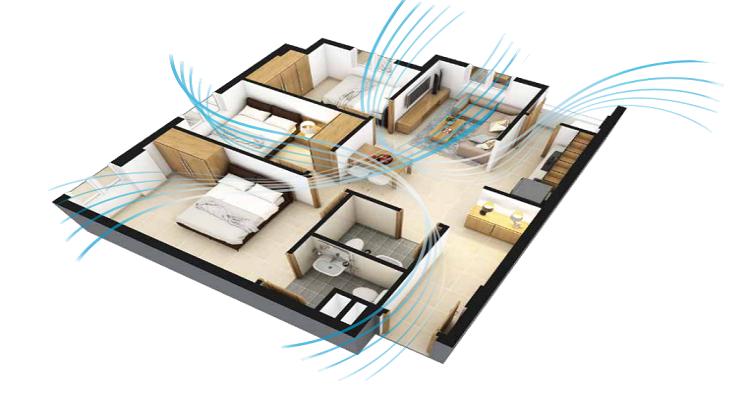 xác định hướng nhà khi mua căn hộ