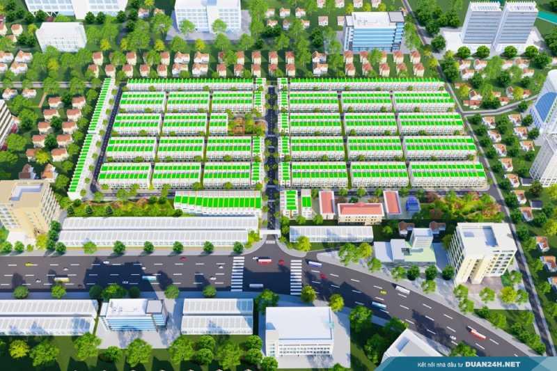 Phương toàn phát - dự án đất nền được quy hoặch sẵn hướng xây dựng
