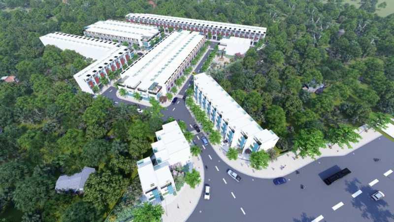 Dự án khu nhà ở Toàn Thắng - Vĩnh Tân