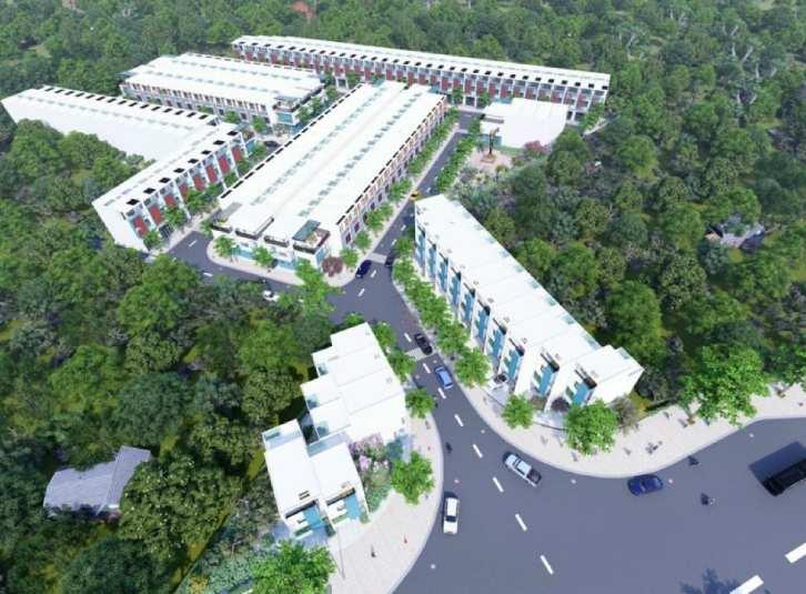 khu nhà ở Toàn Thắng - Vĩnh Tân